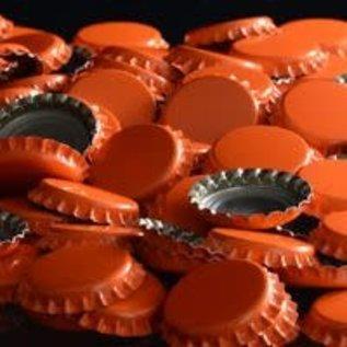 Orange Caps