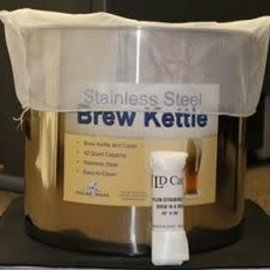 Brew in a bag (no handles)