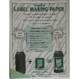 Green Label paper