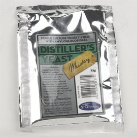 Whisky Yeast W/Amylase