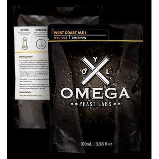 Omega Yeast Belgian Ale W