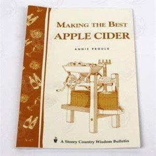 Making the best Apple Cider