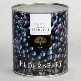 Elderberry wine base