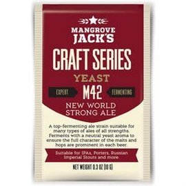 Mangrove M42 Strong Ale