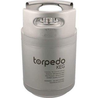 Torpedo Keg 2.5 gal
