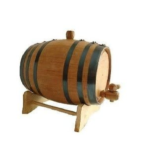 3L American White Oak Barrel