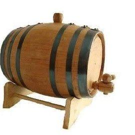 1L American White Oak Barrel