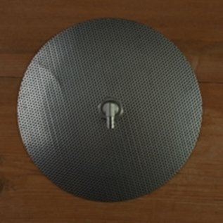 Domed False Bottom 10in w/elbow