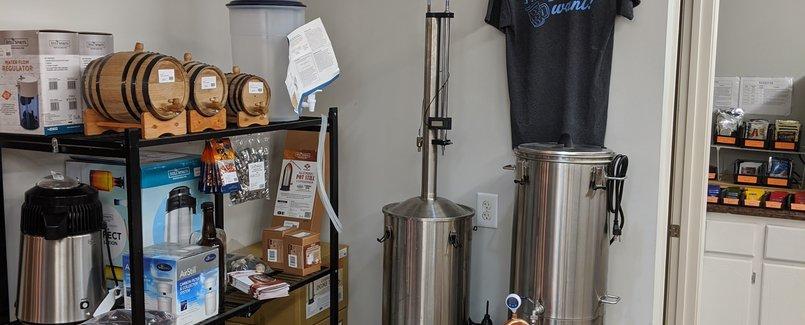 Store Distilling