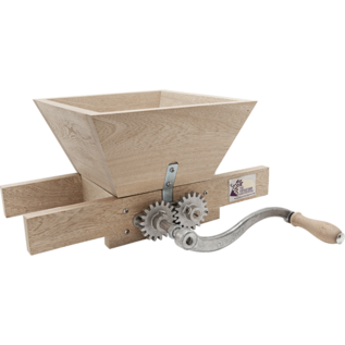 Manual Wooden Fruit Crusher