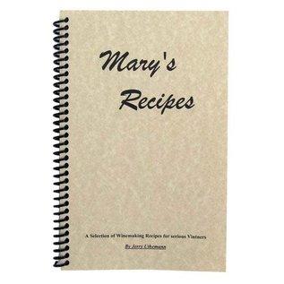 Mary's Recipes
