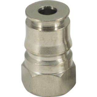 Pin Lock To Ball Lock Conversion Fitting (Beverage Out)