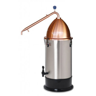 Pot Still Complete with Boiler