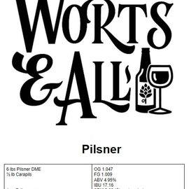 Pilsner- 5Gal Extract Kit