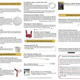 Beer Equipment  Kit  (LDC)