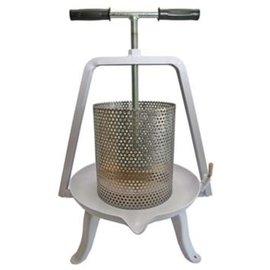 Fruit Press # 20 - Stainless Steel
