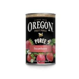 Oregon Fruit Strawberry Puree 49 oz