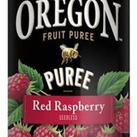 Oregon Fruit Red Raspberry Puree 49oz