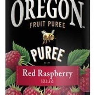 Oregon Fruit Red Raspberry Puree 49oz