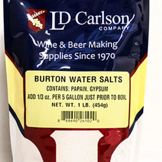 Burton Water Salts - 1lb bag