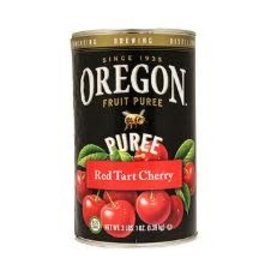 Oregon Fruit Tart Cherry Puree 49oz