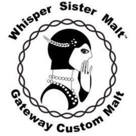 Gateway Custom Malt Whisper Sister - Pilsner Style Malt