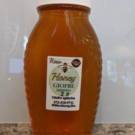 Local Honey 2lb bottle