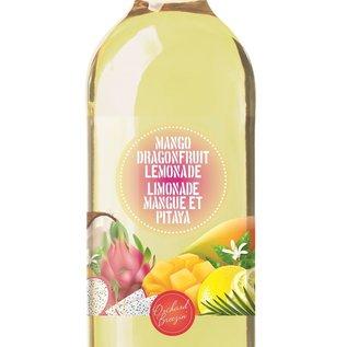 Orchard Breezin' Mango Dragon Fruit Lemonade