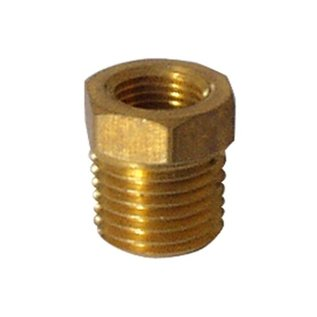 Brass - 1/8 in. FPT x 1/4 in. MPT Bushing H462
