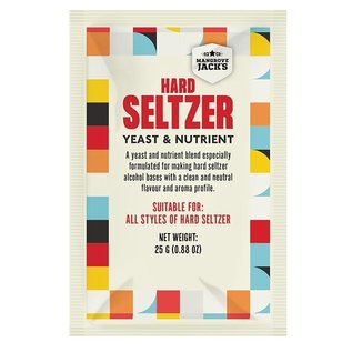 Mangrove Hard Seltzer Yeast and Nutrient