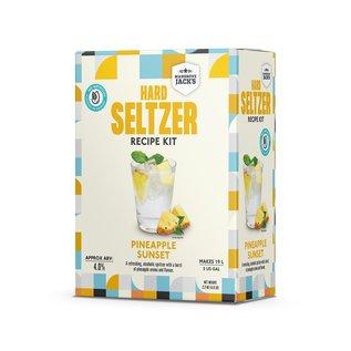 Mangrove Pineapple Sunset Hard Seltzer Kit