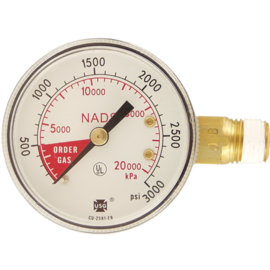 Pressure Gauge - High Pressure (LHT)