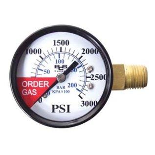 Pressure Gauge - High Pressure (RHT)