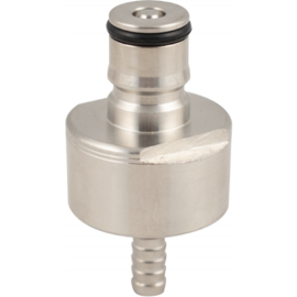 Carbonation and Line Cleaning Ball Lock Cap
