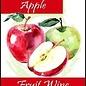 Apple Wine Labels 30/Pack