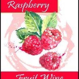 Raspberry Wine Labels 30/Pack