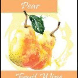 Pear Wine Labels 30/Pack