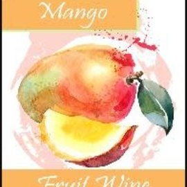 Mango Wine Labels 30/Pack