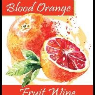 Blood Orange Wine Labels 30/Pack