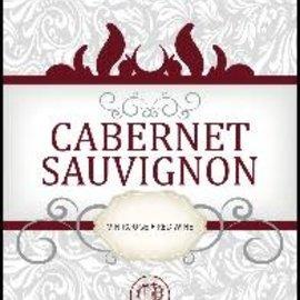 Cabernet Sauvignon Wine Labels 30/Pack