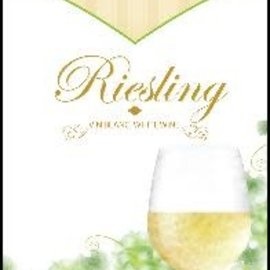 Riesling Wine Labels 30/Pack