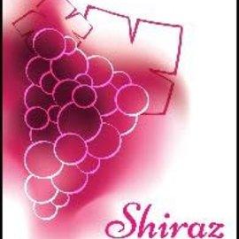 Shiraz Wine Labels 30/Pack