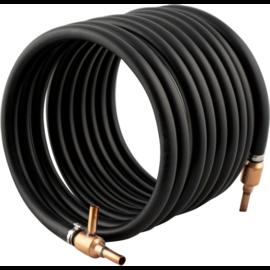 Wort Heat Exchanger - Copper Counterflow Chiller