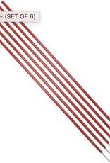 Coaching Sticks Red