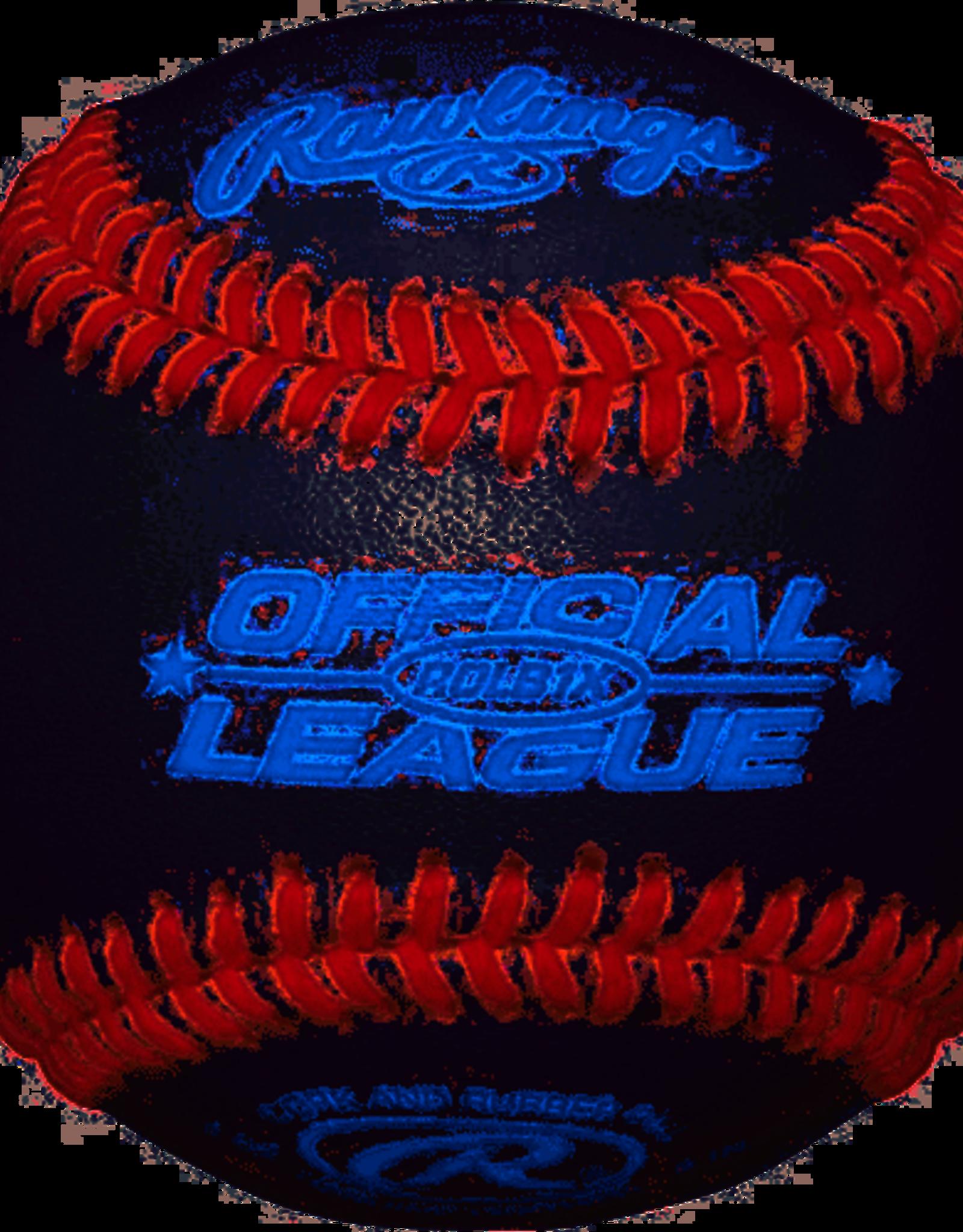 Rawlings ROLB1X Official League Ball Dozen