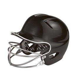 Easton Jr Natural Helmet w/ Mask