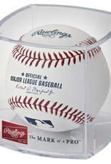 Rawlings MLB official ball w/cube