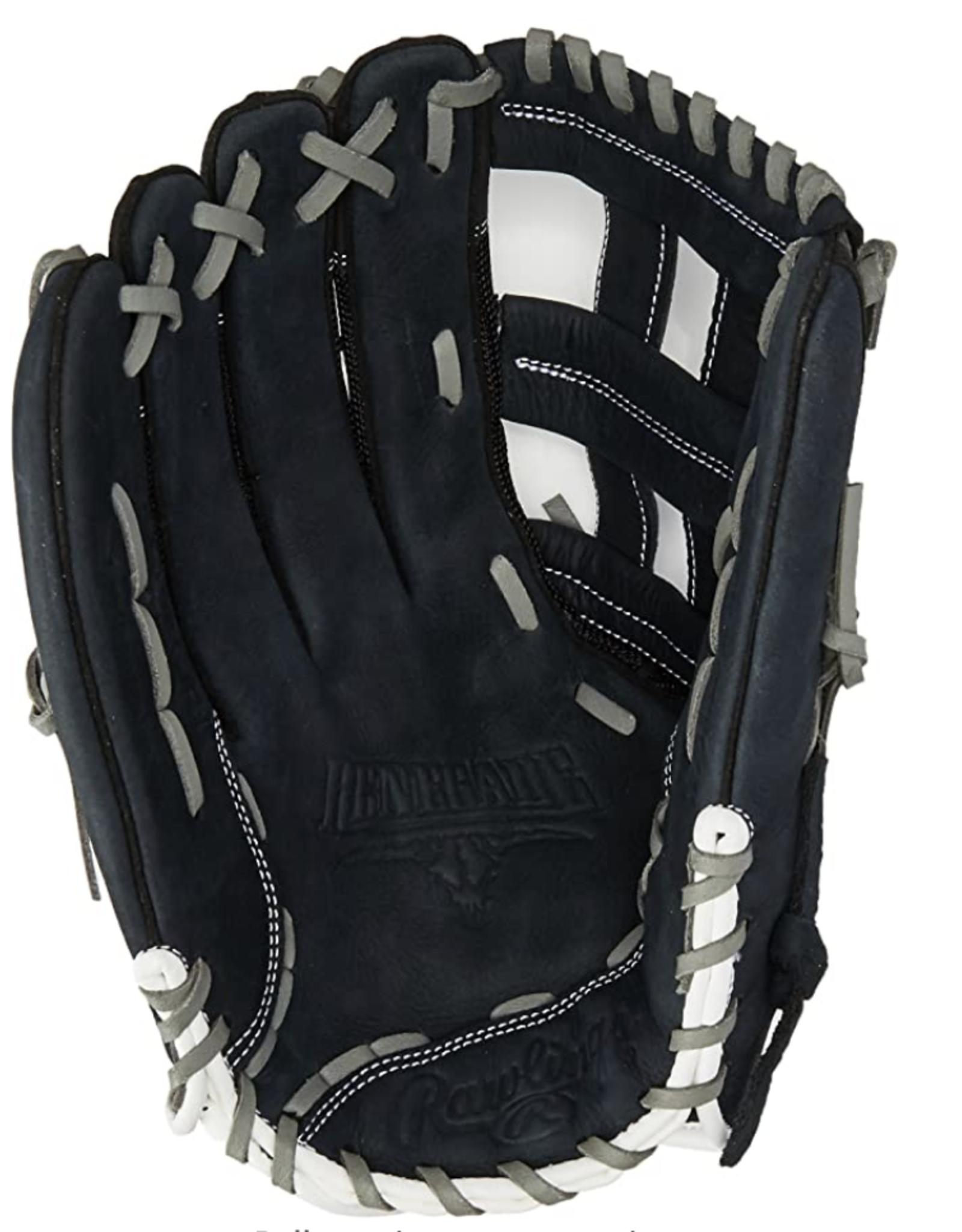 Rawlings Renegade Baseball Glove R125BGB 12.5