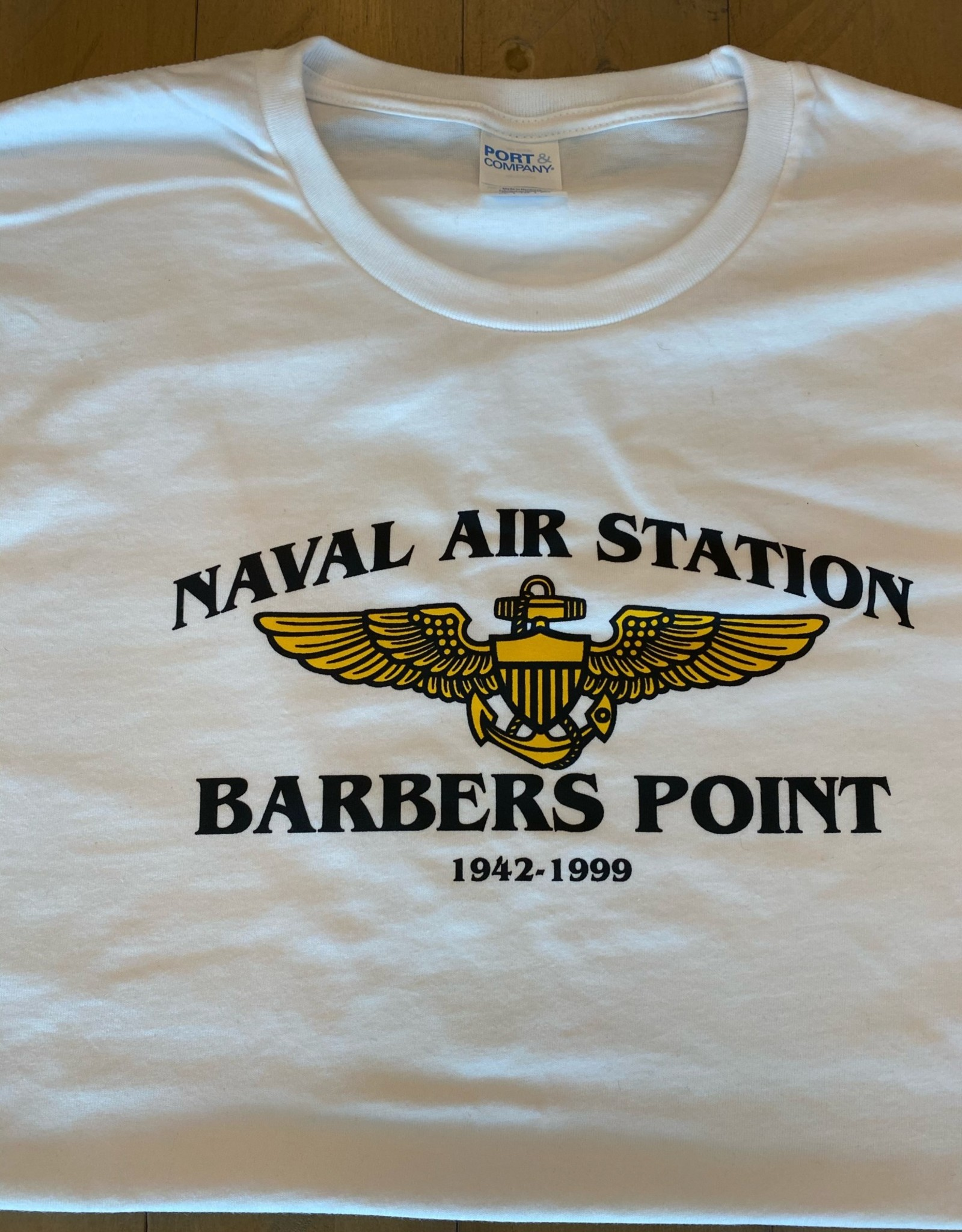 Barbers Point Pilot Wings Shirt