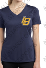 LB Ladies V-Neck